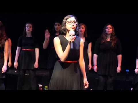 Bravado - Lorde (A Cappella Cover)