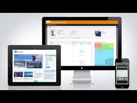 ExactTarget Marketing Cloud Overview and Demo