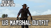 How To Obtain US Marshal Outfit Red Dead Redemption SPOILERS - Red dead redemption us marshal outfit map