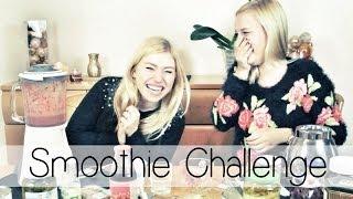 EXTREME SMOOTHIE CHALLENGE ♥ mit Dagi Bee