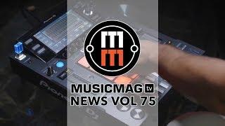 Musicmag TV News 75 Выпуск: Pioneer DJS-1000, FaderPort 16 от Presonus, бесплатные vst плагины и др.