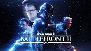 Star Wars: Battlefront 2 - Die Story Kampagne mit Darth Pedda (PC 4K Gameplay)