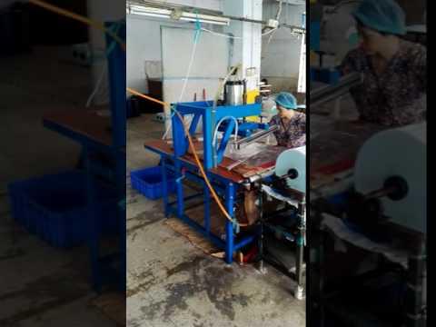 Clear Umbrella Manufacturing Process