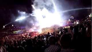 Tomorrowland 2012 Closing - David Guetta