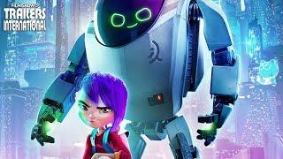 NEXT GEN Trailer Dublado - Nova animação da Netflix