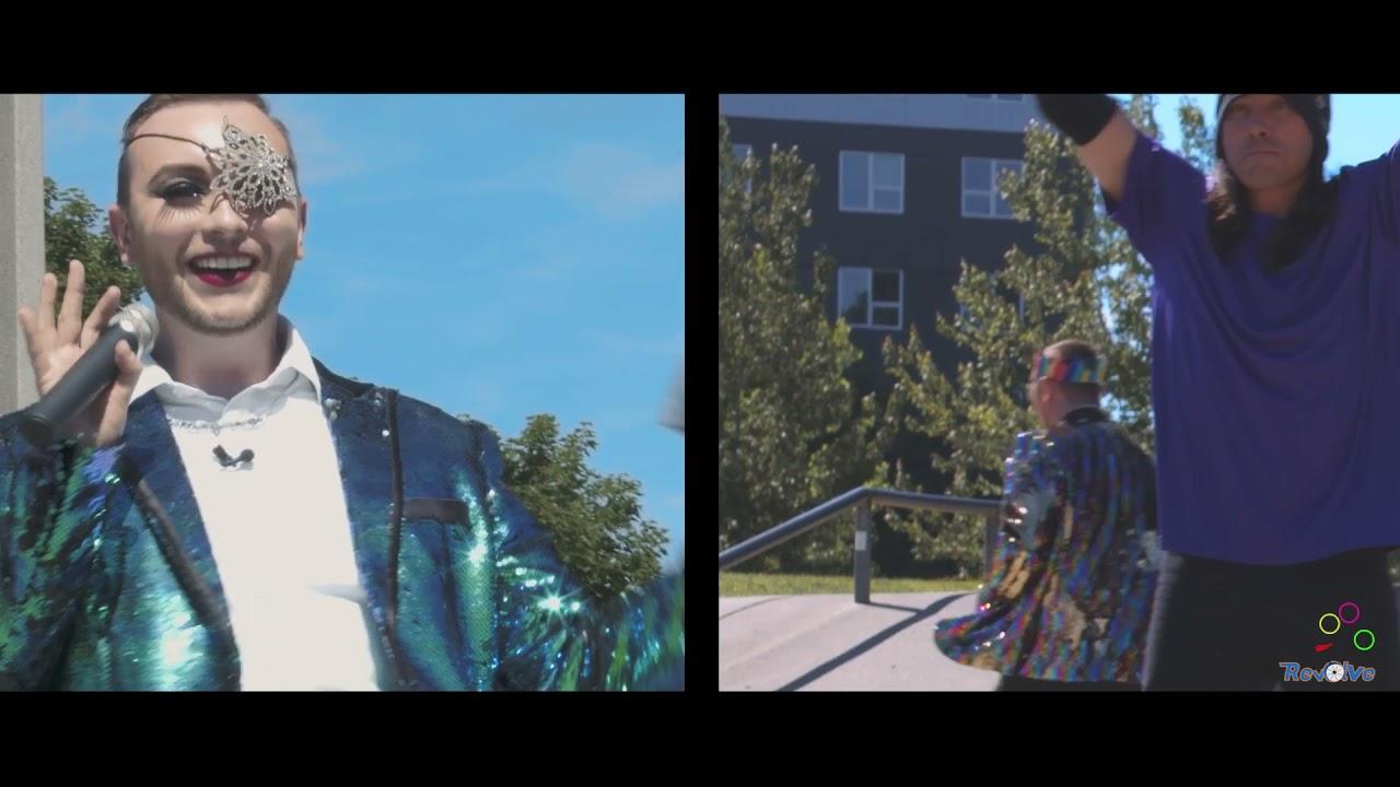 """""""REVOLVE"""" A Skate Park Circus Show"""