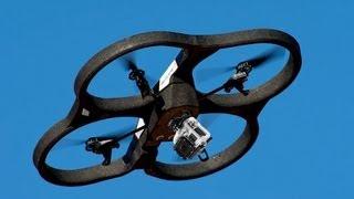 Inno Award 2013 - Projekt Drohnenvideo mit GoPro Hero 3