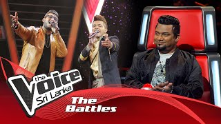 The Battles : Janith Munasinghe V Amindu Prabod | Aaradhana | The Voice Sri Lanka Thumbnail