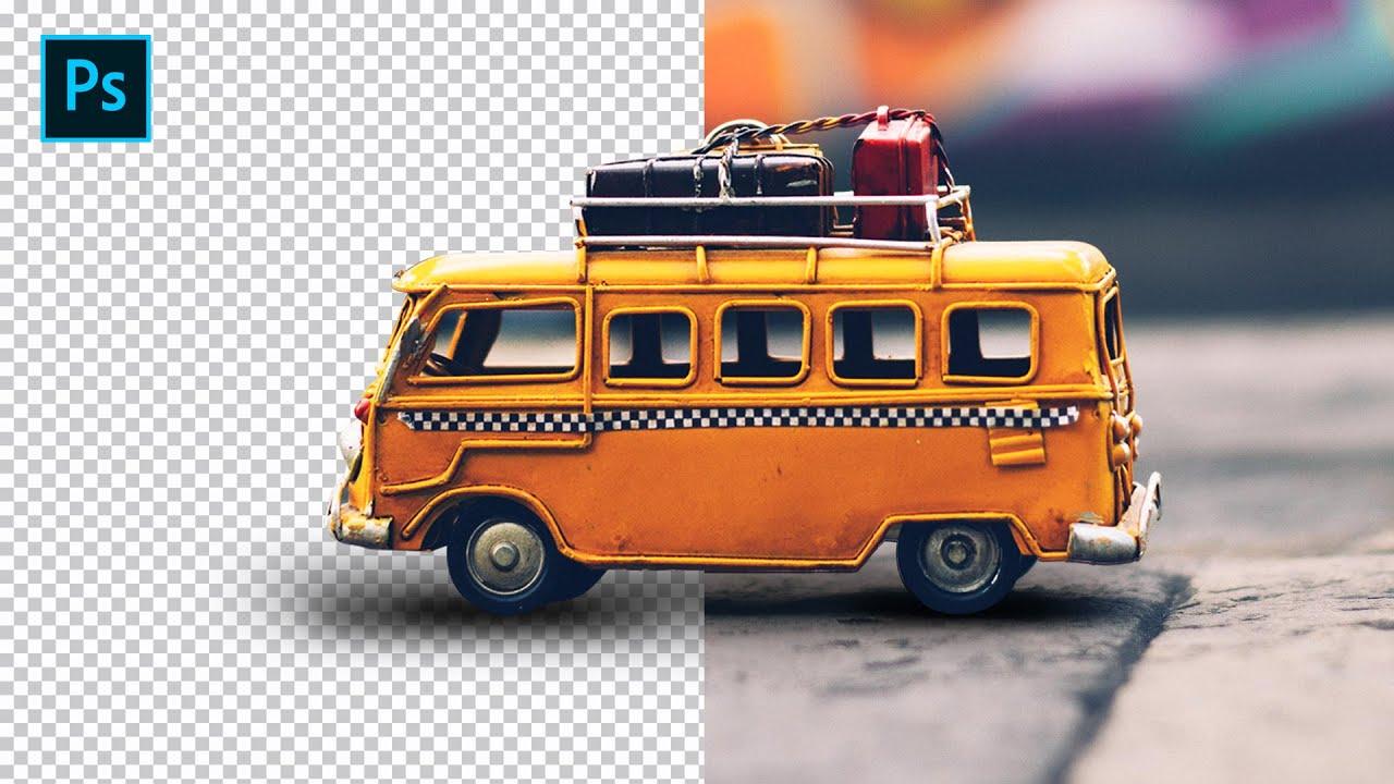 Photoshop ile ARKA PLAN SİLME ve TRANSPARAN PNG Nasıl Yapılır?