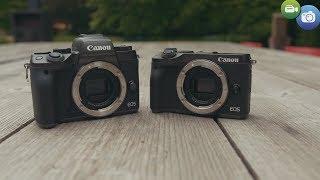 Klein maar fijn: de Canon EOS M5 & EOS M6
