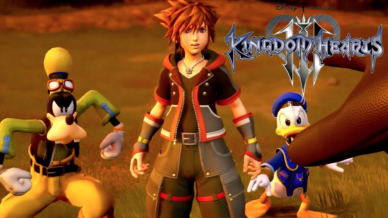 E3 2015: Tangled World Coming to Kingdom Hearts 3 - IGN