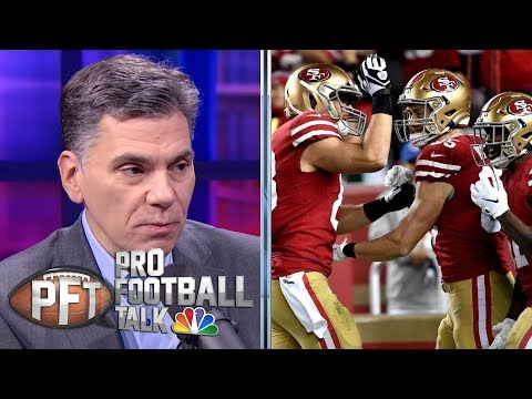 Playoff Picture: SF, NO, SEA separating from pack   Pro Football Talk   NBC Sports