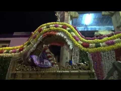 Kanchi Varadarajan - Thoopul Sri Desikan Mangalasasanam at Varadarajan Temple -  Part 02_24m 16s