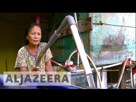 Indonesia Crisis: Clean water scarcity in Jakarta