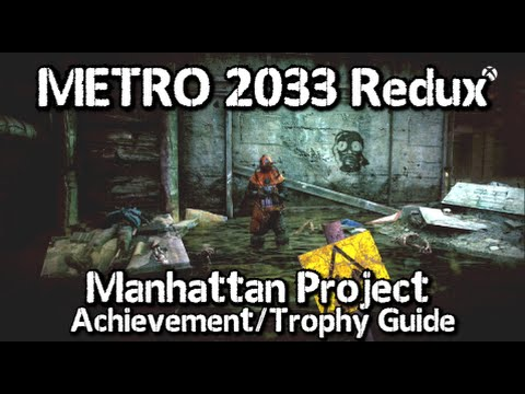 Metro 2033 Redux Achievement Guide & Road Map - XboxAchievements com