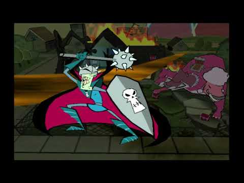 the grim adventures of billy and mandy wii download