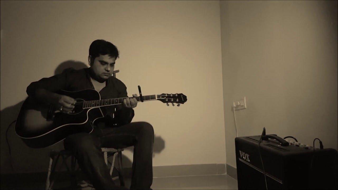 Guitar Cover Bolna Kapoor Sons Youtube