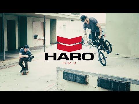 Matthias Dandois - Haro BMX 2018 - Street / Flatland