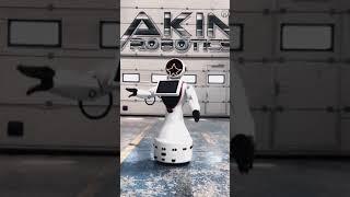 Mini Ada Robot Dansı   #Shorts