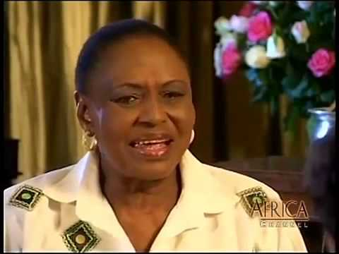 Miriam Makeba Interview (The Africa Channel)