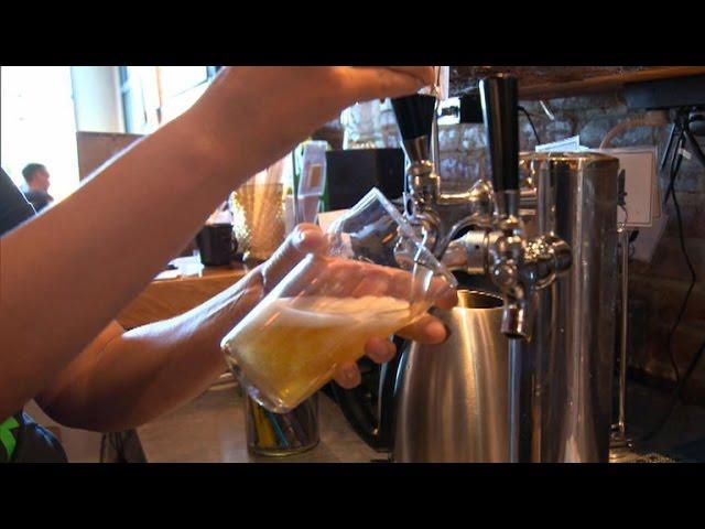 Portland's nonprofit pub: Good for what ales you