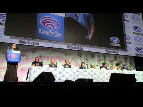 Wondercon : 'Son of Batman' premiere with the creators