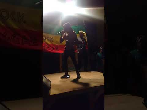I-Atom Ganja Call Creates History in Portland Jamaica