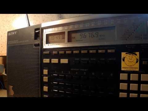 23 06 2016 Ictimai Radio in Azeri to CeAs with broadband FM modulation 1049 on 9676,9 unknown tx sit