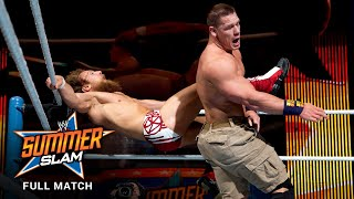 FULL MATCH - John Cena vs. Daniel Bryan - WWE Title Match: SummerSlam 2013