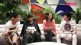 EMTG MUSIC にてTHE ORAL CIGARETTESのインタビュー&コメント動画を公...