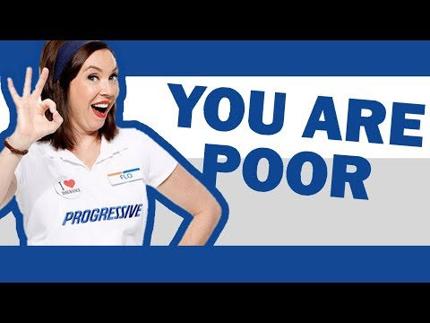 You Don't Save Money With Progressive (Commercial Parody)