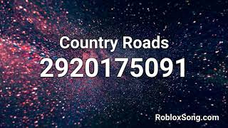 Country Roads Roblox ID - Music Code - Country Music Playlist 2021 ♫ Top Country Hits 2021