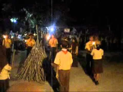Api Unggun PERMATA (Perkemahan Madrasah Falahiyah Tanjungrejo) Part 1