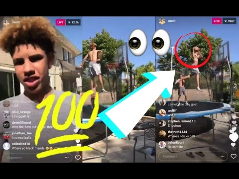 LaMelo Ball Does 720 DUNK And BACKFLIP DUNK?!