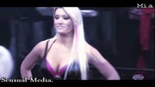 TNA Lacey Von Erich - Would it matter MV