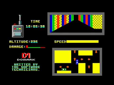 [AMSTRAD CPC] James Bond 007 : A View To A Kill - Review & Longplay (Part 4 of 4)