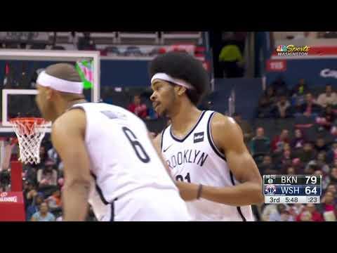 Brooklyn Nets vs Washington Wizards | November 16, 2018