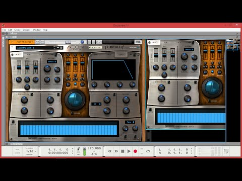 Heavyocity AEON Synth for Propellerhead Reason, Sound Demo