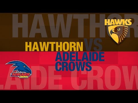 AFL Evolution | Hawthorn Career | vs Adelaide | Round 2