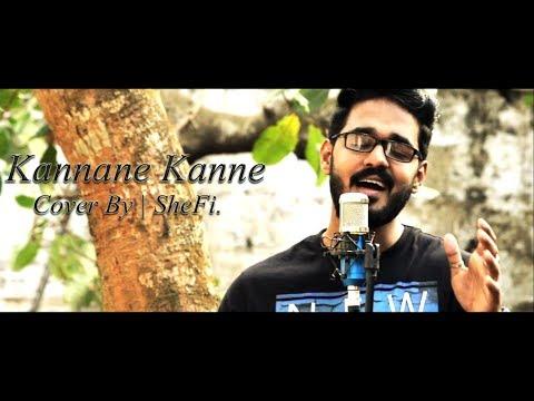 Kannaana Kanney | Viswasam | Shafeek SheFi Cover | D.Imman | Sid Sriram
