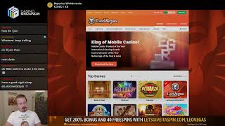 LIVE CASINO GAMES - Playing €200 !feature tonight 😍 + !millionaire live (06/11/19)