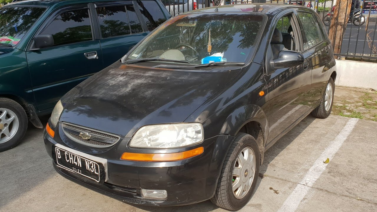 Kelebihan Chevrolet Aveo 2004 Tangguh