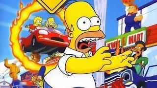 Simpsons Hit & Run Speedrun Practice ll I'm staying on YouTube (read description)