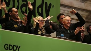 GoDaddy's Stock Opening Was Very Smooth: NYSE's Farley