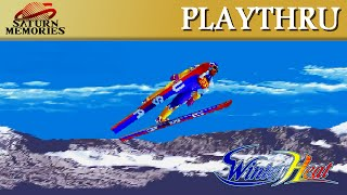Winter Heat [Saturn] by SEGA (12,979 Points) [HD] [1080p]