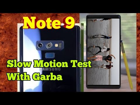 note-9-slow-motion-test-in-diffrent-way