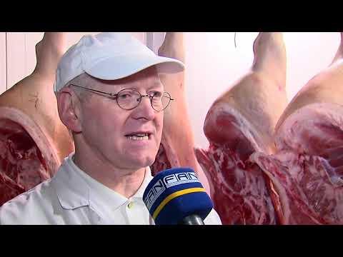 Reportage zur Produktion des Wattenmeerschinkens in der Fleischerei Janssen in Jever