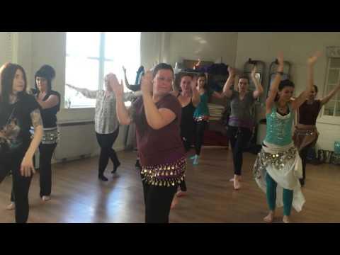 Kiss Kiss Turkish Choreo By BellyDance Academy Belfast (Sara McDonald)