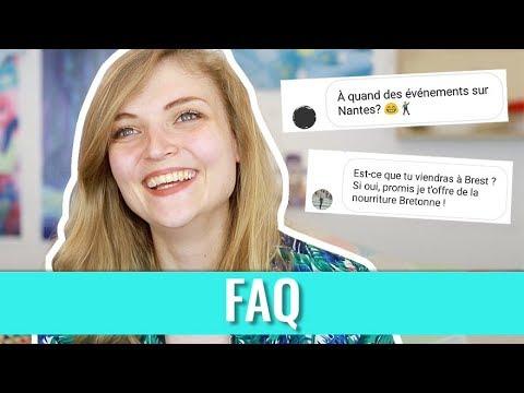 FAQ : LES ÉVÈNEMENTS MADMOIZELLE