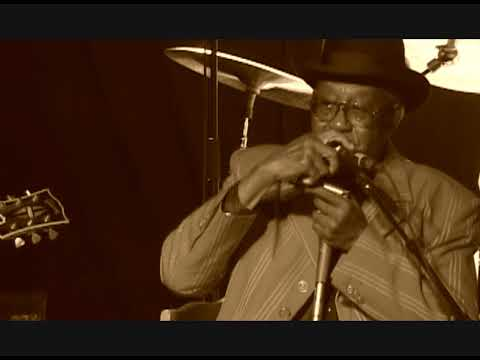 """Snooky Pryor with Mel Brown and the Homewreckers - """"Headed South"""""""